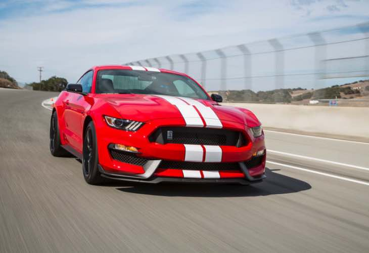 2016 Ford Shelby GT350 Vs GT350R