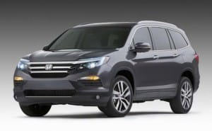 2016 Honda Pilot redesign price closer to release