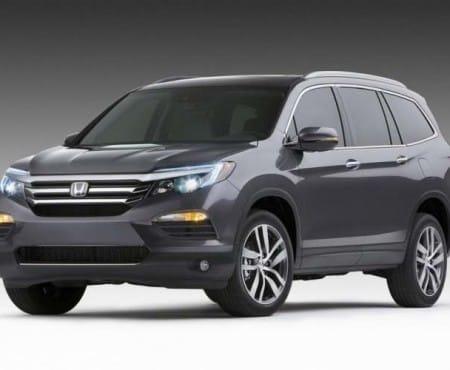 2016 Honda Pilot redesign price closer to release