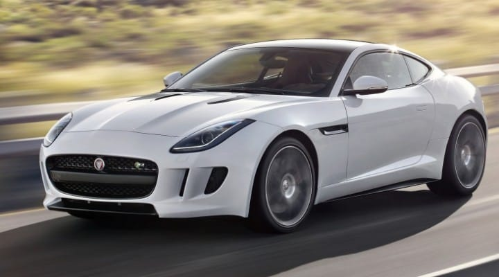 2016 Jaguar F-type rival from Maserati
