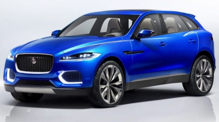 2016 Jaguar SUV identity crisis, name under review