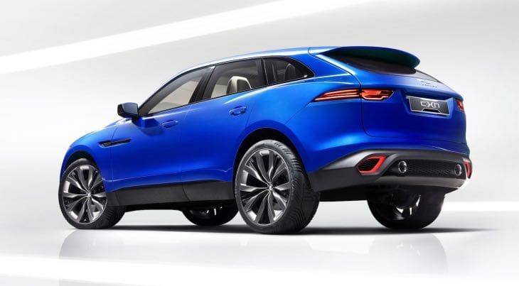 2016 Jaguar SUV identity crisis
