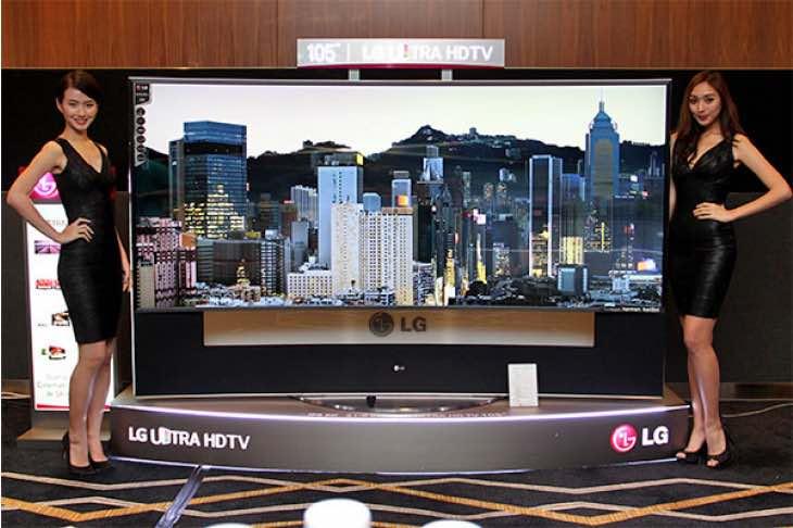 2016 LG OLED 4K TV
