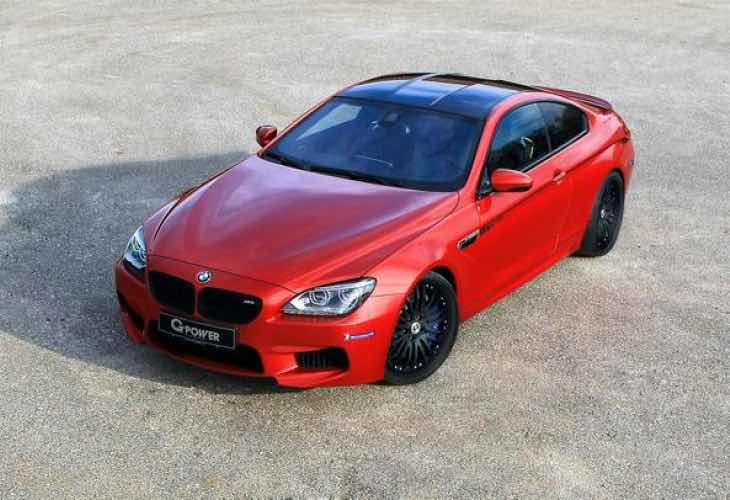2016 M6 power demands AWD