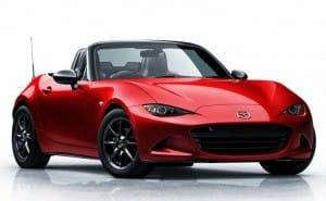2016 Mazda MX-5 Miata price list for trim levels