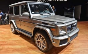 2016 Mercedes AMG G65 US availability and price nailed