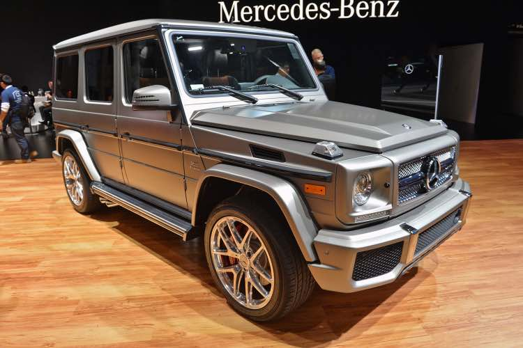 2016 Mercedes AMG G65 US availability