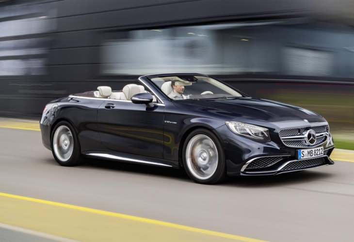 2016 Mercedes-AMG S65 Cabriolet price
