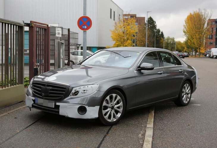 2016 Mercedes E-Class launch