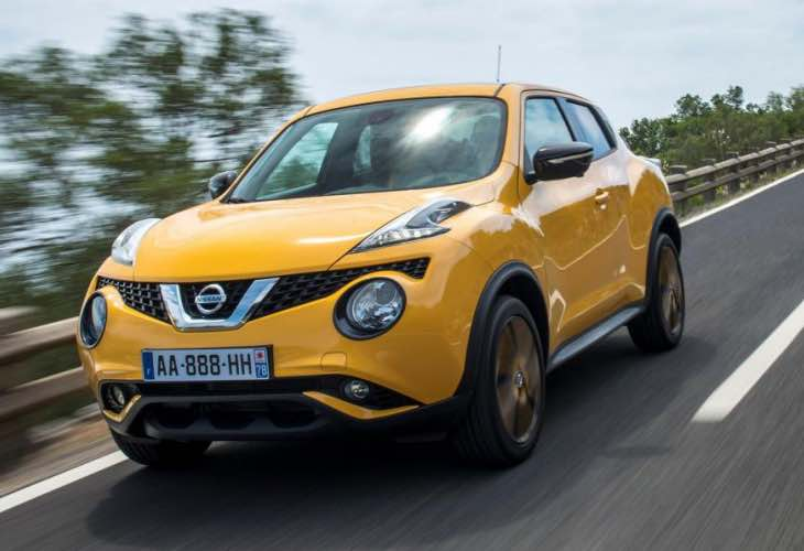 2016 Nissan Juke interior importance over exterior