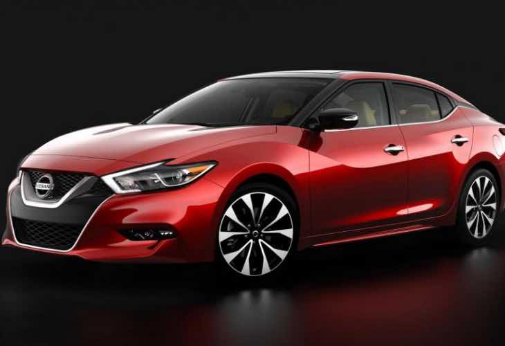 2016 Nissan Maxima design similarities, not specs