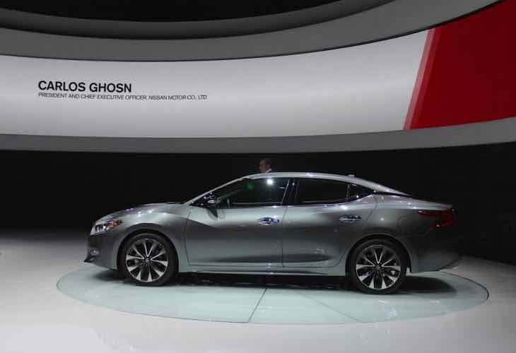 2016 Nissan Maxima price