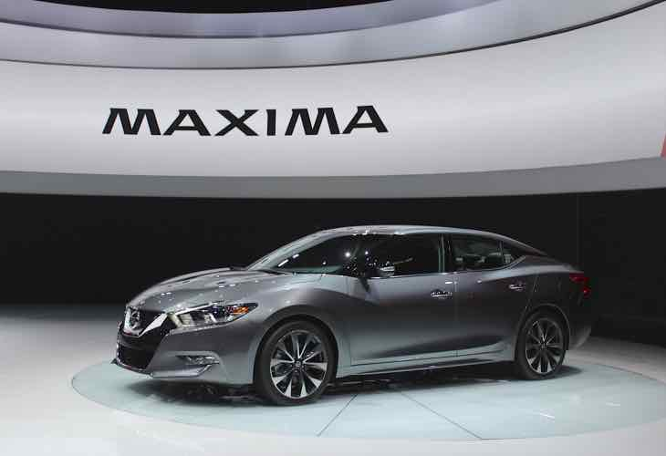 Lastest 2016 Nissan Maxima Review Roundup Highlights No Options