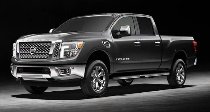 2016 Nissan Titan XD to poach Ram sales