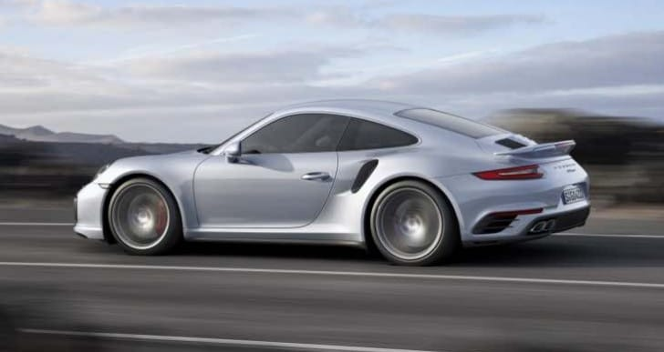 2016 Porsche 911 Turbo and S price for extra performance