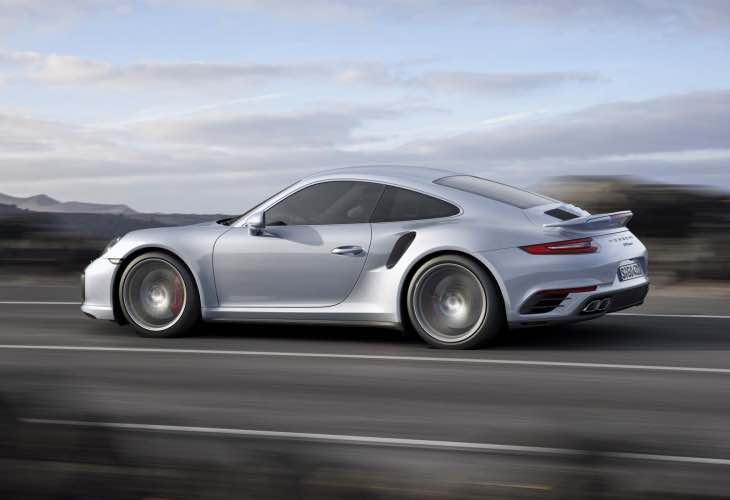 2016 Porsche 911 Turbo price
