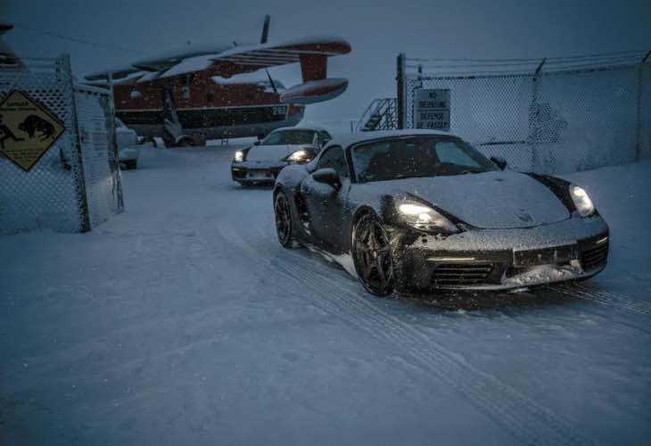 2016 Porsche Boxster review