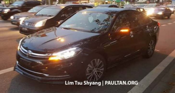 2016 Proton Perdana price expected at launch this month