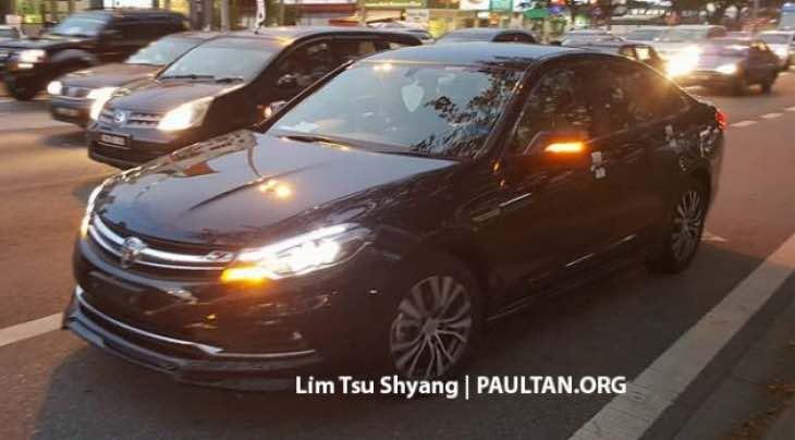 2016 Proton Perdana price