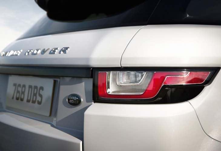 2016 Range Rover Evoque fuel-economy