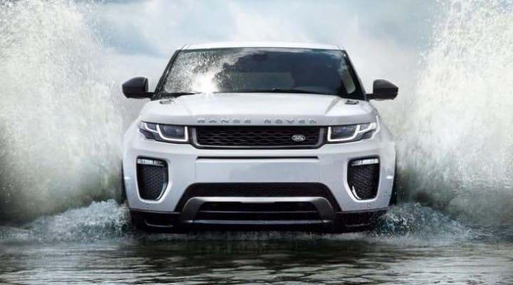 2016 Range Rover Evoque price list and changes