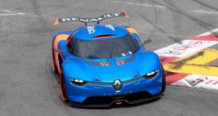 2016 Renault Alpine launch events confirmed for 2015