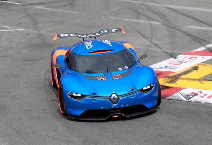 2016 Renault Alpine launch events