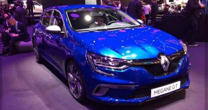 2016 Renault Megane Vs Opel Astra hatchback rivalry