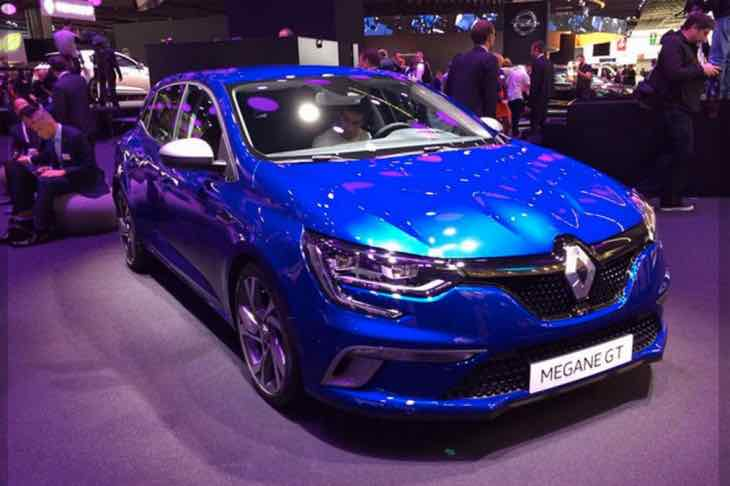 2016 Renault Megane Vs Opel Astra Hatchback Rivalry Product
