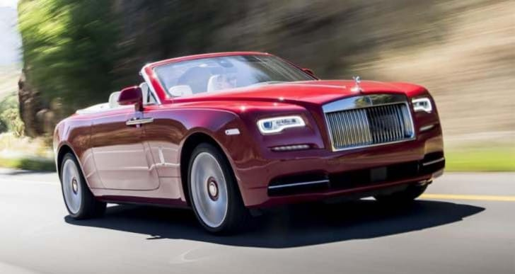 2016 Rolls-Royce Dawn review verdict, sets new standard