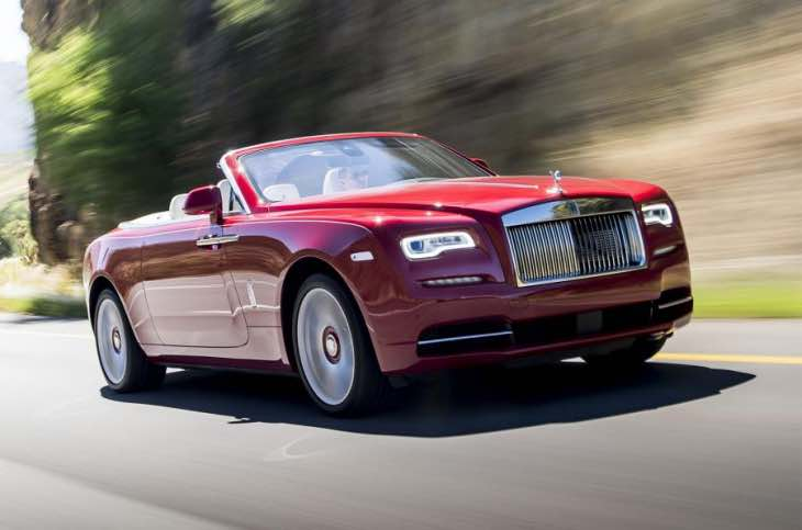 2016 Rolls-Royce Dawn review verdict
