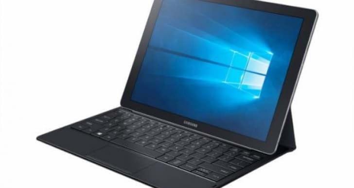 2016 Samsung Windows 10 TabPro S on sale today