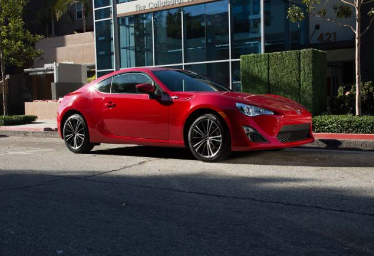 2016 Scion FR-S improvements offsets price woe