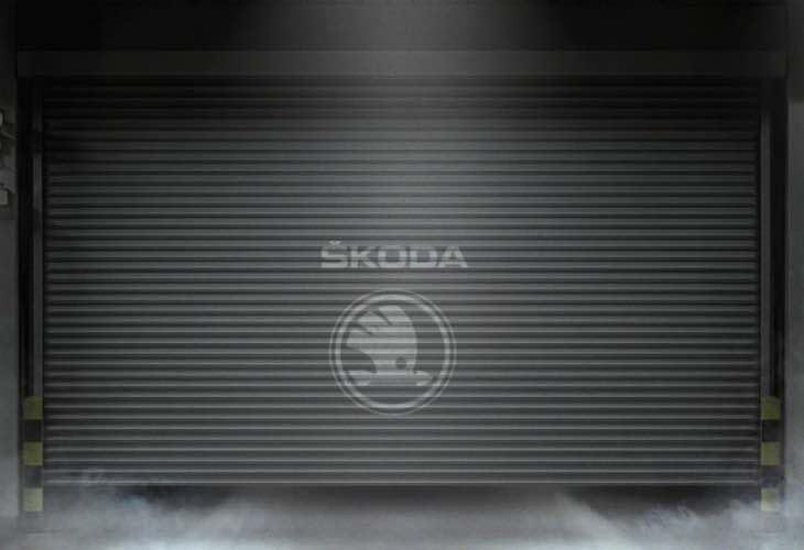 2016 Skoda SUV teased