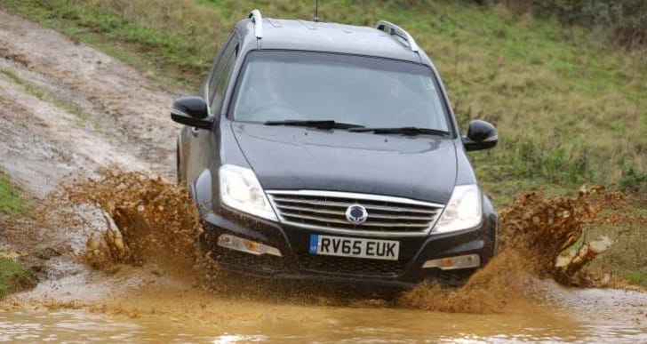 2016 SsangYong Rexton now available in UK