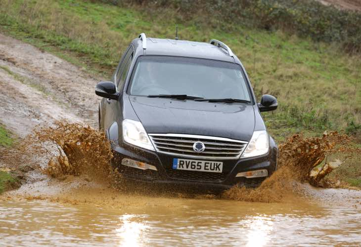 2016 SsangYong Rexton now available