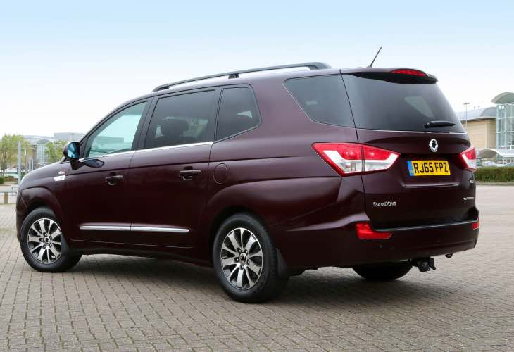 2016 SsangYong Truismo UK price