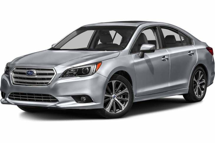 2016 Subaru Legacy recall starts