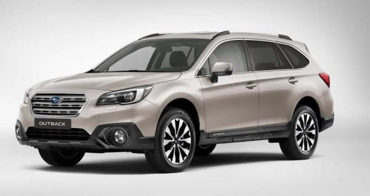 2016 Subaru Outback, Legacy recalls begin for December