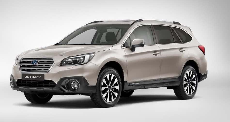 2016 Subaru Outback recall