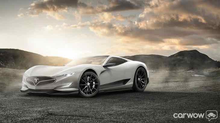 2016 Tesla Model R release
