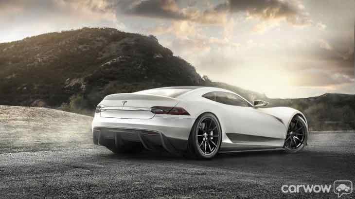 2016 Tesla Model R
