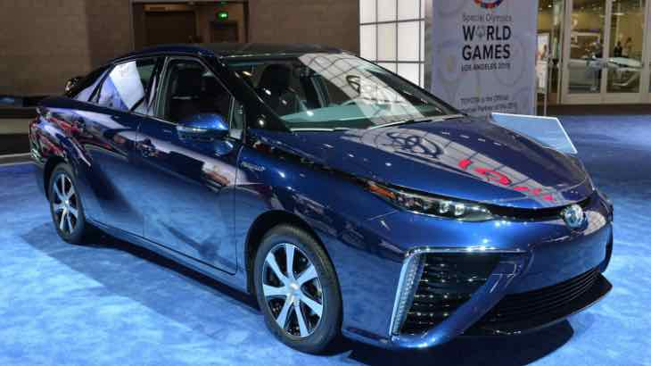 2016 Toyota Mirai price and order requests update