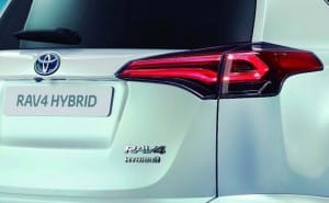 2016 Toyota RAV4 Hybrid technical specs imminent