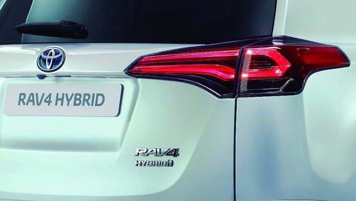 2016 Toyota RAV4 Hybrid technical specs imminent