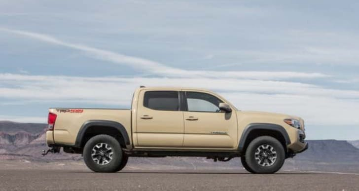 2016 Toyota Tacoma V6 review negativity towards comfort