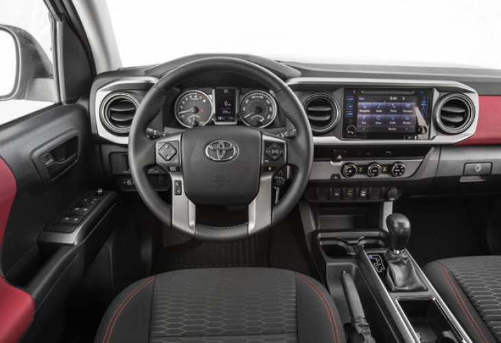 2016 Toyota Tacoma V6 review