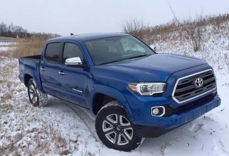 2016 Toyota Tacoma coming to Detroit