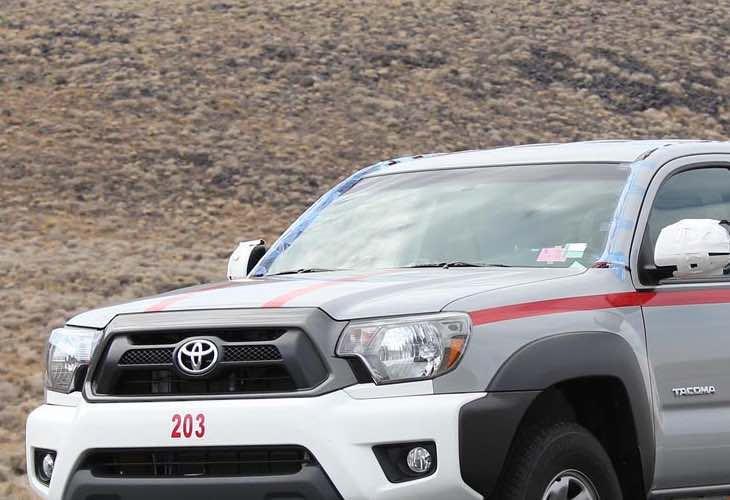 2016 Toyota Tacoma unveil date set
