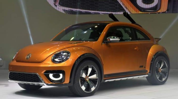 2016 VW Beetle Dune AWD and US release concern
